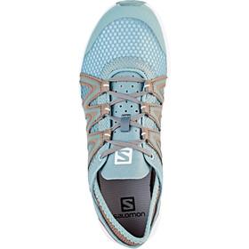 Salomon W's Crossamphibian Swift 2 Shoes Lead/Deep Taupe/Icy Morn